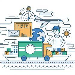 Conheça 4 curiosidades sobre a logística